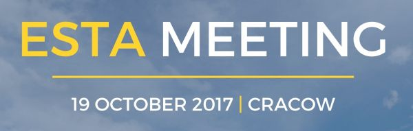 ESTA MEETING CRACOW 2017