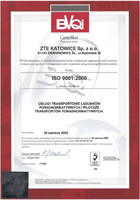 2005 - Obtaining the first BVQi certificate
